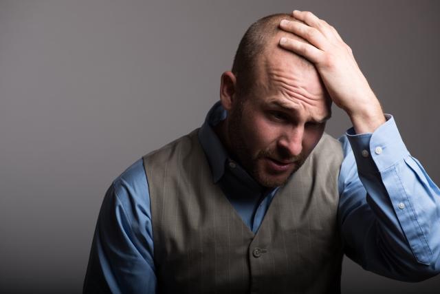頭皮の乾燥について